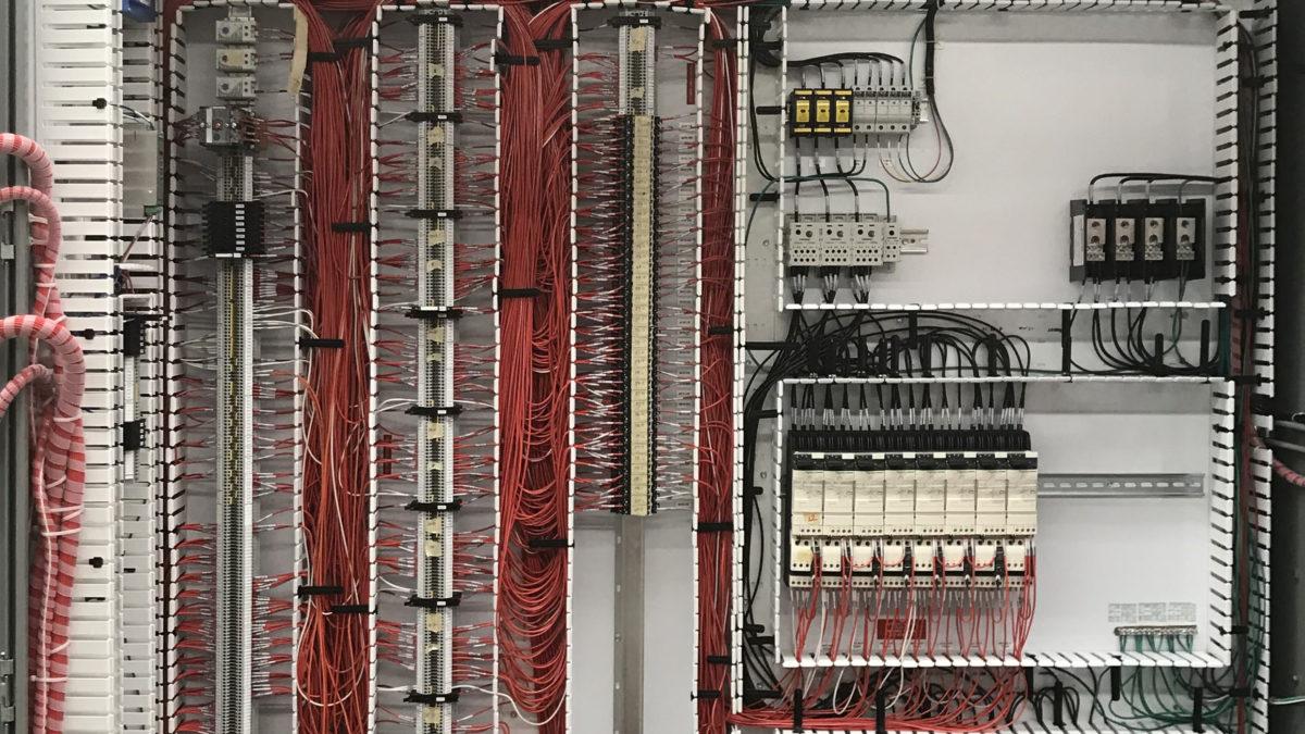 Creating a UL508a Panel