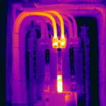 Infrared Scanning on Control Panel